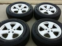 "2011 JEEP GRAND CHEROKEE 18 ""USED WHEELS RIMS TIRES"