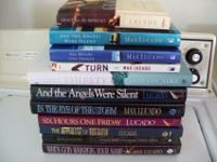 I have 11 Max Lucado books that are in excellent shape.