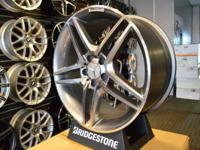 18' Mercedes Benz AMG Style wheels. * Brand new wheels