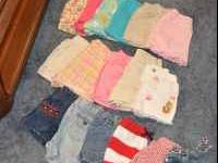 Picture 1: Shorts all $2.00 each Picture 2: Skirts all