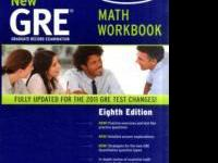 "NEW FOR AUGUST 2011 TEST CHANGE! ""Kaplan New GRE Math"