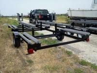 18'-20' SINGLE AXLE 1445. TANDEM AXLE 1695. 21' TANDEM