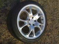 UP FOR SALE ARE SOME REALLY COOL RIMS THEY ARE OFF OF A