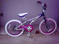 "Schwinn Superstar 18"" Girl's BMX Style Bike Chain"