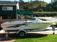Call Boat owner Larry . 18' Sea Ray 180 Bowrider.