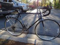 I have for sale an 18 speed (3 front, 6 rear) Fuji