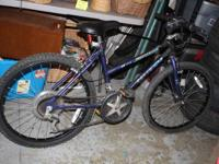Great 18 Speed Huffy Digital Bike with Equus