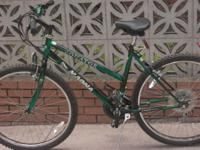 18 SPEED MAGNA EQUATOR BICYCLE EX. CONDITION THIS IS A