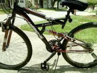 sell as is: asking $200 price is negotiable. the bike