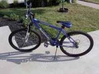 Have a 18-speed Roadmaster sport sx mountain bike.It is