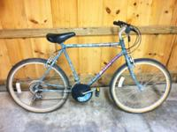this bike is is great condition you wont beleive its 20