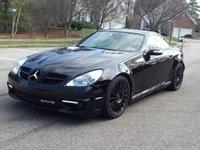 "18"" rims n tires off of my 07 slk55 amg ive dricen on"