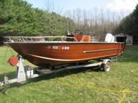 1970 Starcraft Aluminum boat (star expedition model)