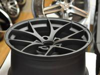 Brand name new for a set of 4 wheels  Size 18x8.5 and