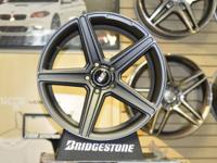 Wheels Description.  Design: STR 617. Finish: MATT GUN