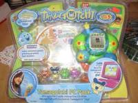 TAMAGOTCHI PC PACK MICROPHONE/CRADLE INTERACTIVE CD-ROM