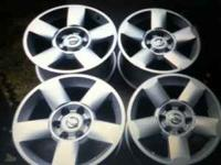 "Reduced price $350 18"" 5 spoke 6 lugs with wheel"