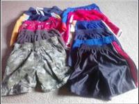 I have gently used boys shorts 18 to 24 months call
