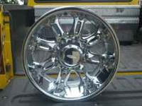 "I have 1 18""diamo wheel for sell. Fits a chevy 8 lug."