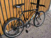 I have this mens Nishiki Pueblo mountain bike for