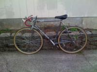 i got a vintage cavaletto centurion road bike.it is