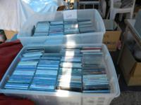 I have about 180 cds that I would like to sell all at