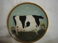 Lenox Limited Edition collector plates from the Warren