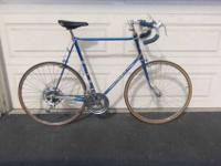 Mens road bike, I am selling due to having a different