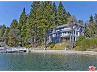 LAKEFRONT!! TOTEM POLE GATED COMMUNITY! LEVEL ACCESS TO