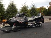 Ready for Snow!! This 2006 Polaris FS Touring 2