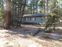 Peaceful area in Pinetop Country Club. Nice for a