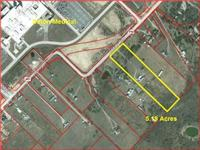 5.19 Acres Located Directly behind Seton Medical Center