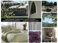 Thank you for your interest in our Wickson Guest Suite;