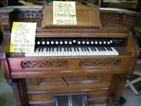 1800's Church Organ & Many Others! 1800's Church Organ