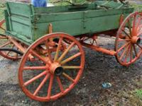 1800's Florence Wagon good condition need to sale ASAP