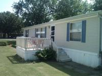 Nice Doublewide for sale by owner. Asking $18,000.00.