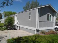Mobile home for sale in Mill Hollow Community.