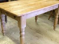 Sale $595 - 1800s Antique Pegged Oak Tudor Harvest