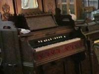 Amazing Antique Pump Organ  $299 Gothic style,