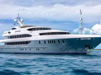 SOVEREIGN is an extraordinary yacht that was built to