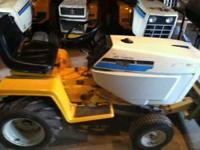 For sale is a 1811 cub cadet it is in very good shape