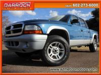 Taken 2004 Dodge Dakota SLT Quad Taxicab 4WD One