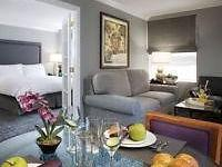 The Manhattan Club is a luxury hotel, and is offered as