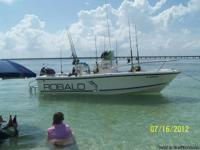 1997 18 Foot Robalo, garage kept until 2013, 150