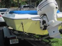 184 BAJA SPORT / REFURBISHED INTERIOR / BIMINI...