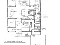 "The ""Coulior"" is a beautiful 2 story plan designed for"