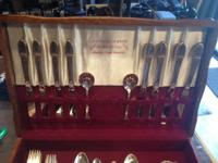 1847 Rogers Bros. Silverware 1937 First Love