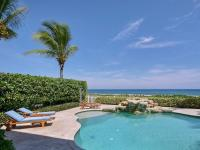 Spectacular oceanfront property in the desirable