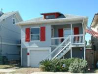 Fully furnished 2 bed 1 bath home just one block from