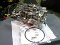 Newly Rebuilt Carter Comp AFB carb #625 Cfm . universal